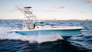 Used Hydra-Sports 5300 Suenos Sports Fishing Boat For Sale
