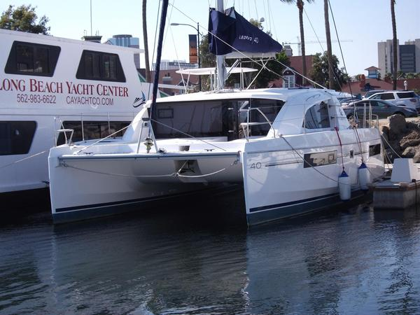 New Leopard 40 Cruiser Sailboat For Sale