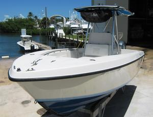 Used Contender 23 Open Saltwater Fishing Boat For Sale