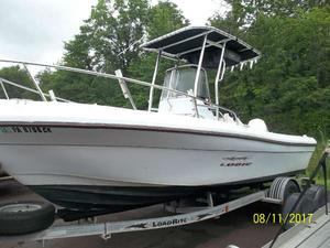 Used Logic 210 Center Console Fishing Boat For Sale