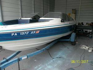 Used Bayliner 1950 Capri BR Bowrider Boat For Sale