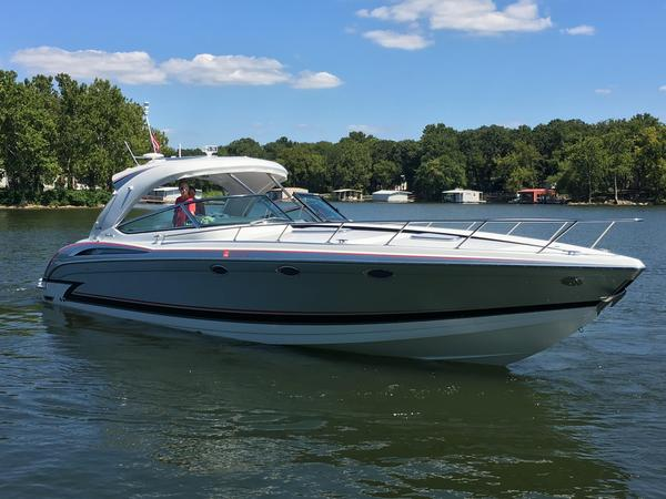 Used Formula 400 FX Cuddy Cabin Boat For Sale