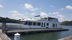 Used Stardust Cruisers 17 X 100 Houseboat17 X 100 Houseboat House Boat For Sale