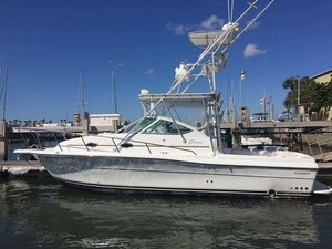 Used Stamas Express Sports Fishing Boat For Sale