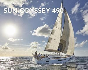 New Jeanneau Sun Odyssey 490 Racer and Cruiser Sailboat For Sale