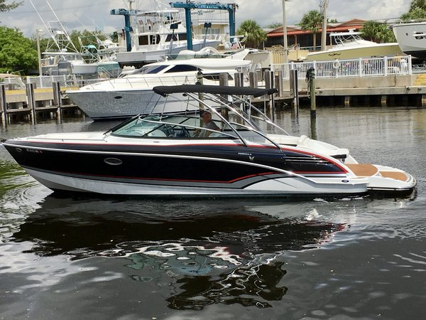 Used Formula 290 Bow Rider Bowrider Boat For Sale
