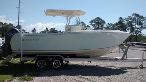 New Sailfish 240CC Center Console Fishing Boat For Sale