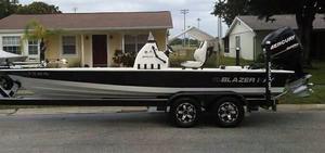 Used Blazer 675 Ultimate Bay Boat For Sale