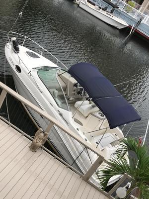 Used Sea Ray 240 Sundancer Cruiser Boat For Sale