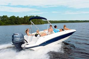 New Stingray Boats 182SC Deck Boat For Sale