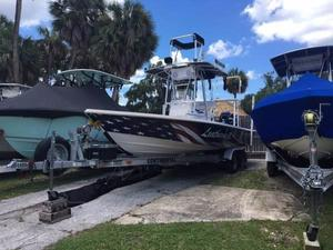 Used Proline 24 BAY Sports Fishing Boat For Sale