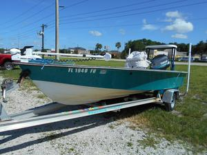 Used Maverick Flats Fishing Boat For Sale