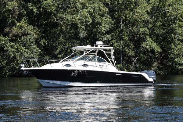 Used Wellcraft Coastal 290 Walkaround Fishing Boat For Sale