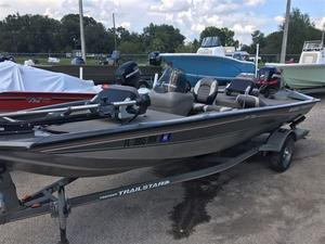 Used Bass Tracker PT175 Freshwater Fishing Boat For Sale