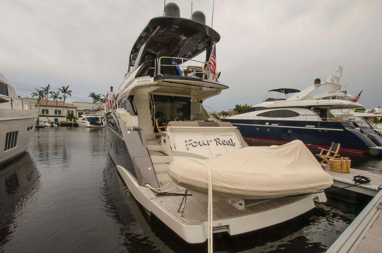 2013 Used Marquis 630 Sport Yacht Motor Yacht For Sale
