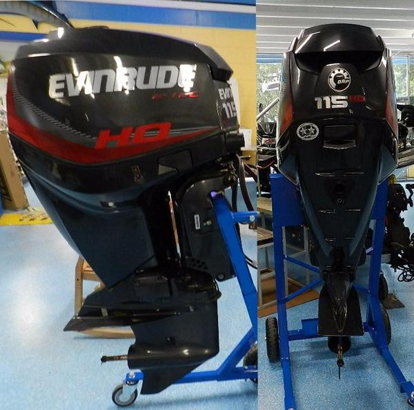 Used Evinrude 115hp Other Boat For Sale