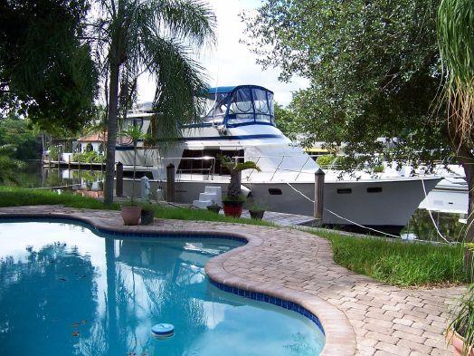 Used Marine Trader Tradewinds Sundeck Trawler Boat For Sale