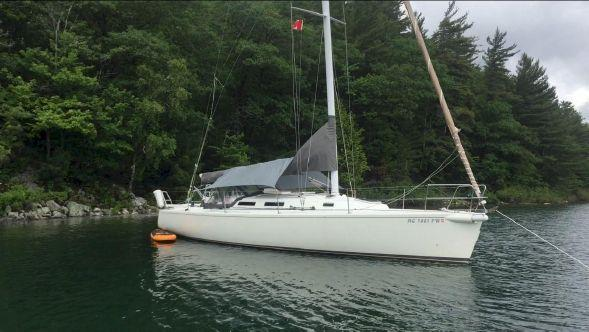 Used J Boats J/120 Cruiser Sailboat For Sale