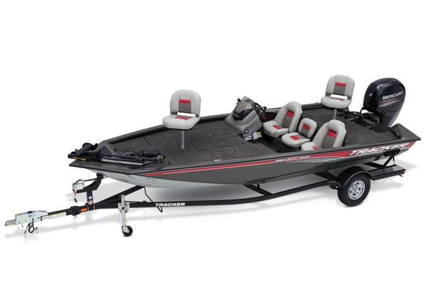 New Tracker Pro Team 195 TXW Bass Boat For Sale