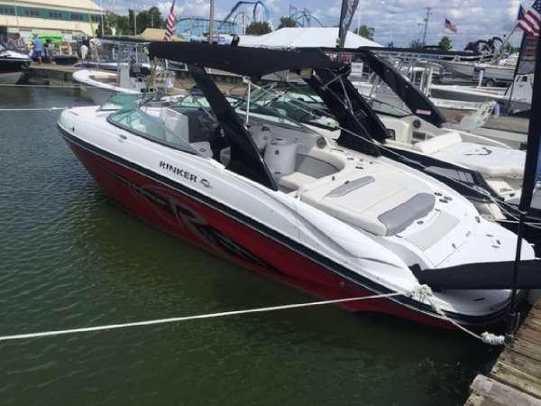 Used Rinker Captiva 246 BR Bowrider Boat For Sale