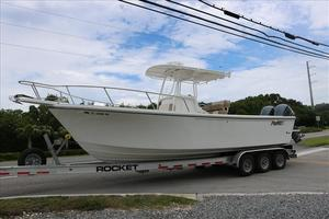 Used Parker 2801 Center Console Fishing Boat For Sale
