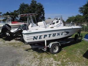 Used Sunbird 180 CC Center Console Fishing Boat For Sale