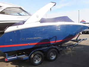 New Regal 22 FasDeck Bowrider Boat For Sale