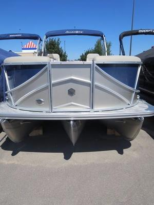 New South Bay 523 RS Pontoon Boat For Sale
