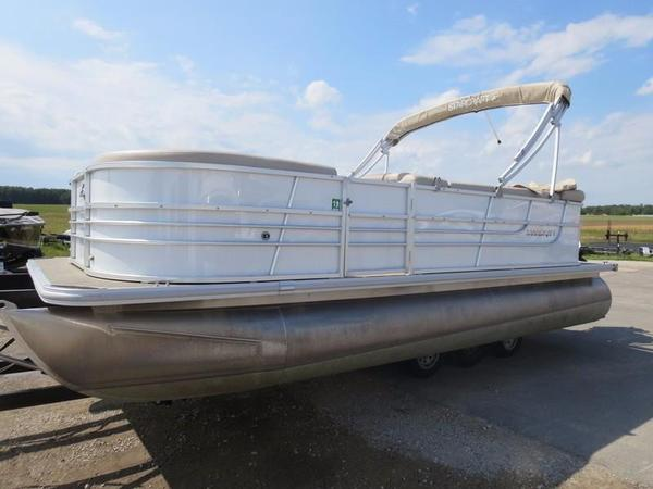 Used Starcraft EX 20 C Pontoon Boat For Sale