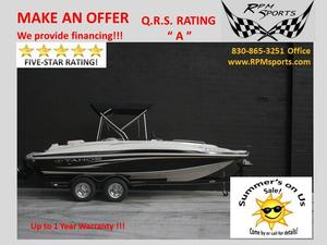 Used Tahoe 215xi Ski and Fish Boat For Sale