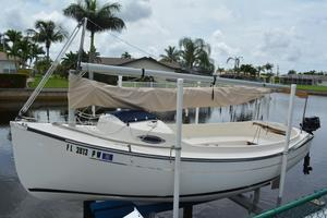 Used Com-Pac Sunday Cat Center Cockpit Sailboat For Sale