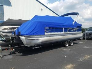 Used Sweetwater 2486 Tuscany Pontoon Boat For Sale