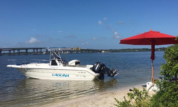 Used Sea Ray Laguna 24 Center Console Center Console Fishing Boat For Sale