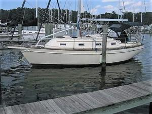 Used Island Packet 320 Cutter Sailboat For Sale