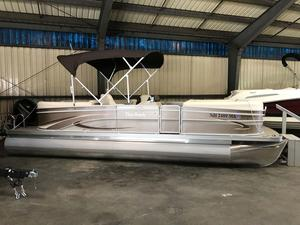 Used Palm Beach 240 Ultra Pontoon Boat For Sale
