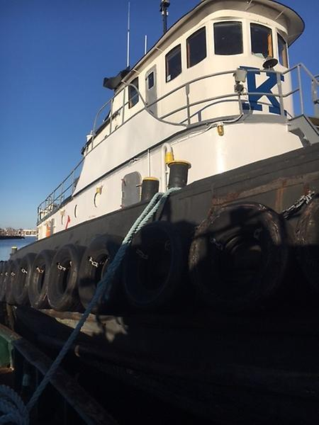 Used Coastal Tug Boat For Sale