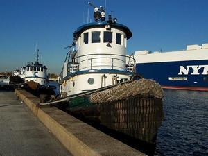 Used Coastal Tug Working Tug Boat For Sale