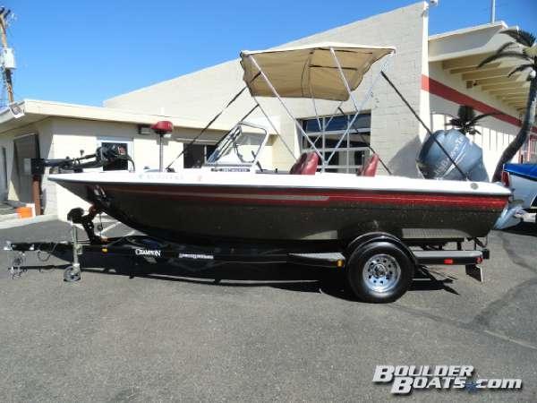 Used Champion Boats Ski and Fish Ski and Fish Boat For Sale