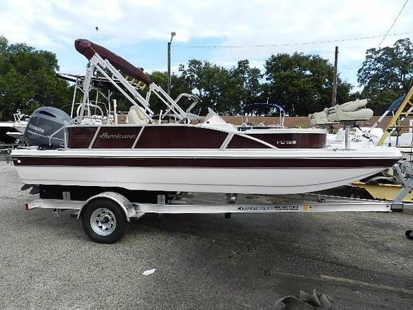 New Hurricane FD198REF Deck Boat For Sale