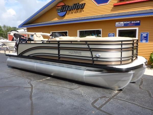 New Harris Pontoon Boat For Sale