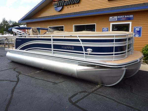 New Harris 220 Solstice Pontoon Boat For Sale