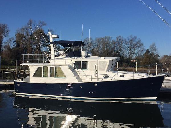 Used Mariner 37 Seville Trawler Boat For Sale