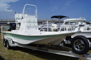 Used Shallow Sport 24 Sport Flats Fishing Boat For Sale