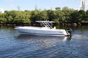 Used Intrepid 327 Cuddy Cabin Boat For Sale