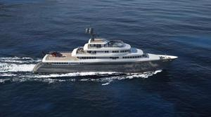 Used Mondo Marine M74 Global Explorer Motor Yacht For Sale