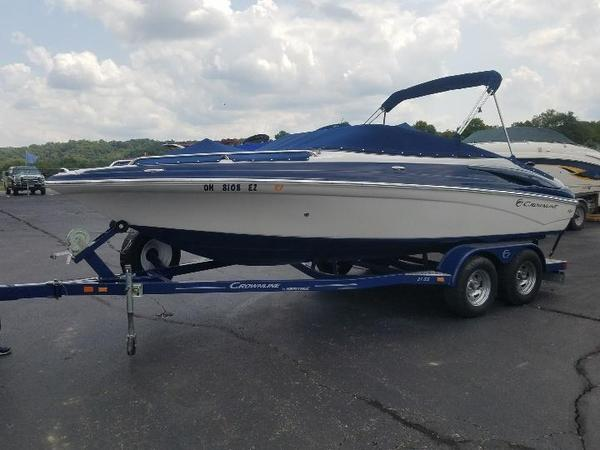 Used Crownline 21SS21SS Bowrider Boat For Sale