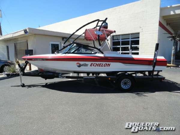 Used Malibu EchelonEchelon Ski and Wakeboard Boat For Sale