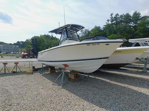 Used Pursuit C 230 Saltwater Fishing Boat For Sale