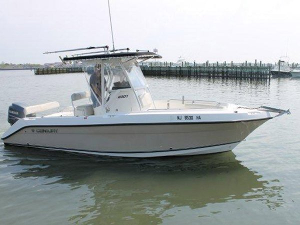 Used Century Center Console Fishing Boat For Sale