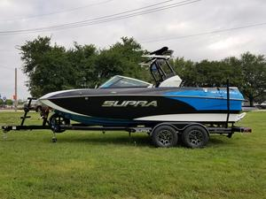 New Supra SR Ski and Wakeboard Boat For Sale